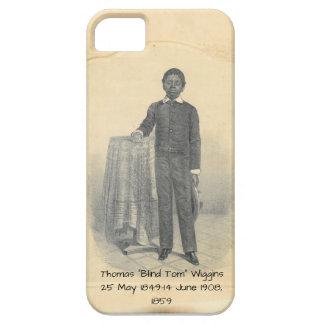 "Thomas ""Blind Tom"" Wiggins, 1859 iPhone 5 Case"