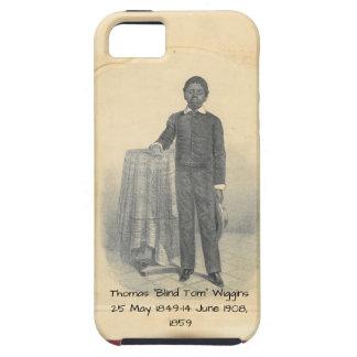 "Thomas ""Blind Tom"" Wiggins, 1859 Tough iPhone 5 Case"