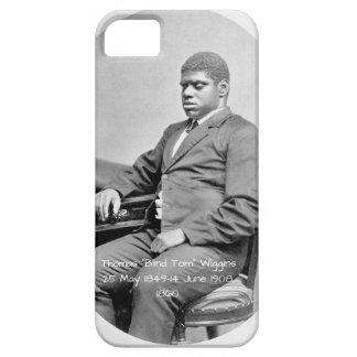 """Thomas """"Blind Tom"""" Wiggins, 1860 Case For The iPhone 5"""