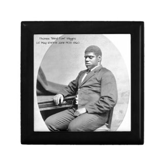 "Thomas ""Blind Tom"" Wiggins, 1860 Gift Box"