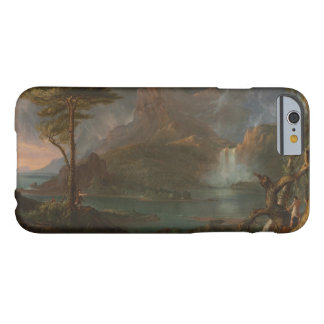 Thomas Cole - A Wild Scene Barely There iPhone 6 Case