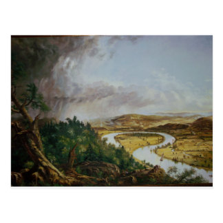 Thomas Cole's The Oxbow Postcard