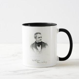 Thomas de Quincey Mug