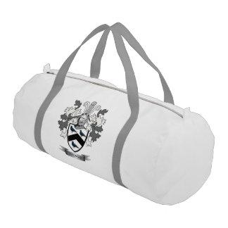Thomas Family Crest Gym Duffel Bag