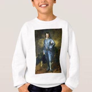 Thomas Gainsborough Art Painting: The Blue Boy Sweatshirt