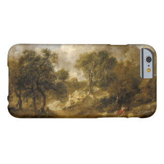 Thomas Gainsborough - Landscape in Suffolk Barely There iPhone 6 Case