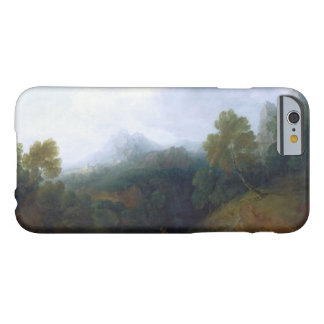 Thomas Gainsborough - Landscape with a Flock Barely There iPhone 6 Case