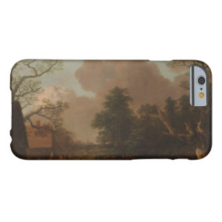 Thomas Gainsborough - Landscape with Milkmaid Barely There iPhone 6 Case