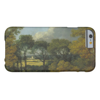 Thomas Gainsborough - Wooded Landscape Barely There iPhone 6 Case