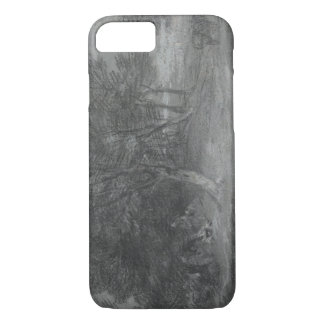 Thomas Gainsborough - Wooded Landscape with Gypsy iPhone 7 Case