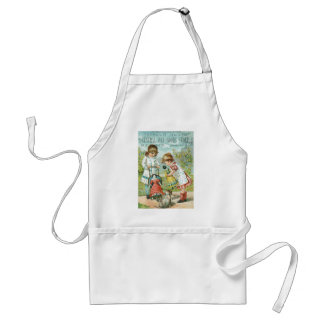Thomas H Haller Central Dry Goods Store Aprons