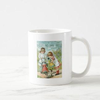 Thomas H Haller Central Dry Goods Store Basic White Mug