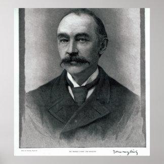 Thomas Hardy, 1892 Poster