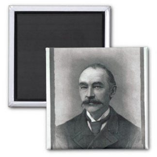 Thomas Hardy, 1892 Square Magnet