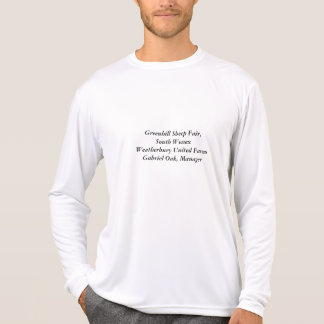 Thomas Hardy - Far From the Madding Crowd Shirt