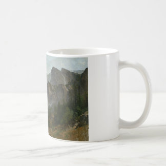 Thomas Hill - Indians at Campfire, Yosemite Valley Coffee Mug
