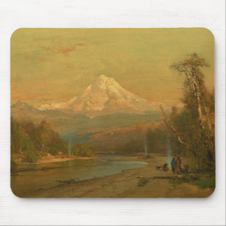 Thomas Hill - Indians of the Northwest Mouse Pad