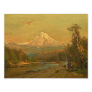 Thomas Hill - Indians of the Northwest Photo