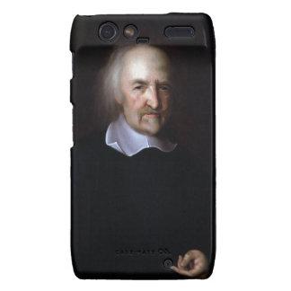 Thomas Hobbes by John Michael Wright Motorola Droid RAZR Case