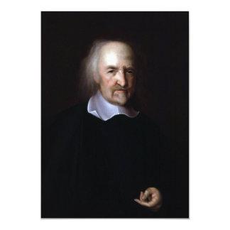Thomas Hobbes by John Michael Wright Cards