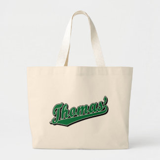 Thomas' in Green Bags