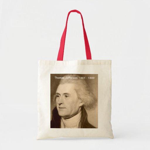 Thomas Jefferson  Bag