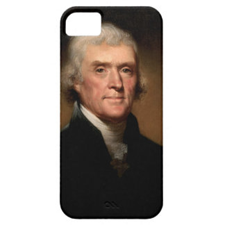 Thomas Jefferson Barely There iPhone 5 Case