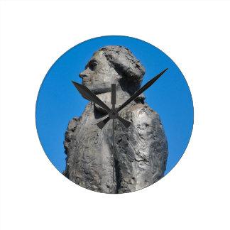 Thomas Jefferson Clock