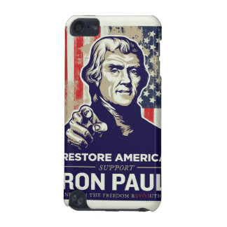 Thomas Jefferson For Ron Paul iPod Case iPod Touch (5th Generation) Cases