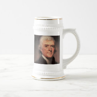 Thomas Jefferson Issue today is the same Mugs