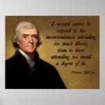 Thomas Jefferson Liberty Print