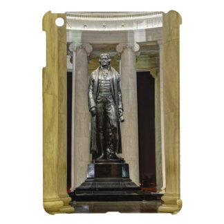 Thomas Jefferson Memorial Statue At Night iPad Mini Cover