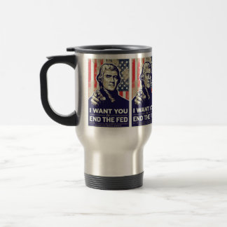Thomas Jefferson Mugs