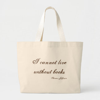 Thomas Jefferson Quote Tote