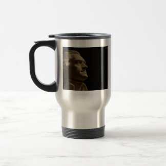 THOMAS JEFFERSON TRAVEL MUG