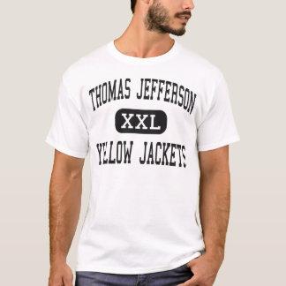Thomas Jefferson - Yellow Jackets - Council Bluffs