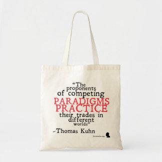 Thomas Kuhn Tote Bag