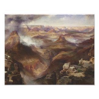 Thomas Moran - Grand Canyon of the Colorado River Photo Print