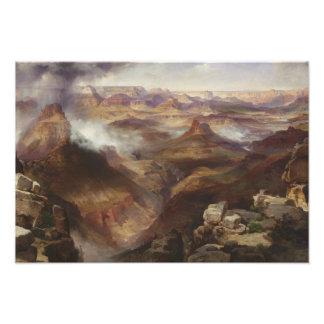 Thomas Moran - Grand Canyon of the Colorado River Photograph