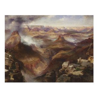 Thomas Moran - Grand Canyon of the Colorado River Postcard