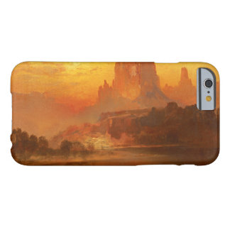Thomas Moran - The Golden Hour Barely There iPhone 6 Case