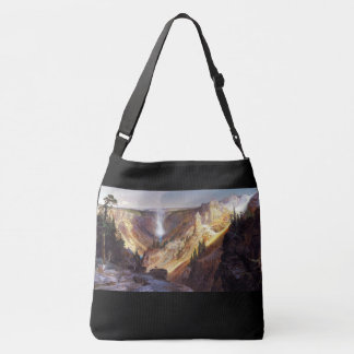 Thomas Moran Yellowstone Waterfall Tote Bag