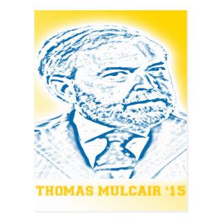 Thomas Mulcair '15 Postcard