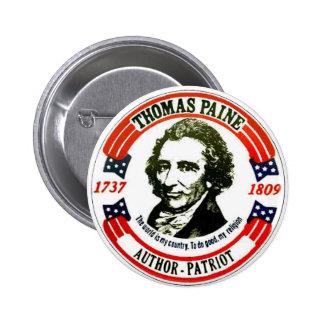 Thomas Paine - Button