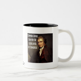 Thomas Paine Common Sense Cup