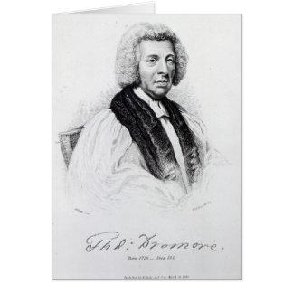 Thomas Percy, Bishop of Dromore Card
