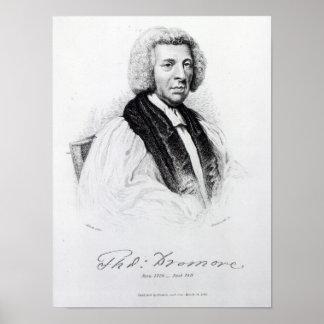 Thomas Percy, Bishop of Dromore Poster