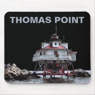 THOMAS POINT LIGHT MOUSE PAD