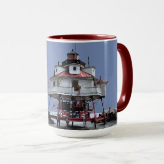 THOMAS POINT LIGHT MUG