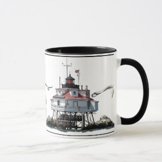 Thomas Point Lighthouse Mug